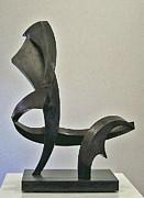 La Chaise Print by John Neumann