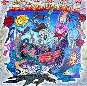 Gregory Dyer - La Cruda Realidad - The Crude Reality