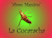 Cockroach Paintings - La Cucaracha by Gerhardt Isringhaus
