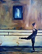 Ballet Originals - La Danseure by O  Cavanaugh