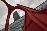 France Photos - La Defense by Ayhan Altun
