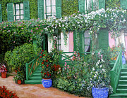 Tom Roderick - La Maison de Claude Monet