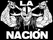 La Nacion Print by Brian Child