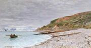 Claude Monet - La Pointe de la Heve