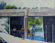 Richard  Willson - LA River Bikepath