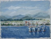 Ports Originals - La Serena Chile II by Ingrid Dohm