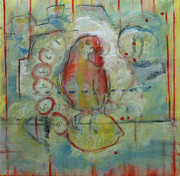 Parrot Art Mixed Media - LA Transit by Jan Zoya