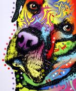 Retrievers Mixed Media - Labrador Retriever by Dean Russo