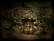 Dungeon Metal Prints - Labyrinth Trap Metal Print by Andrew Paranavitana