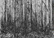 Anna  Duyunova - Lace of the Forest