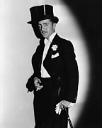 White Tie Prints - Ladies Man, William Powell, 1931 Print by Everett