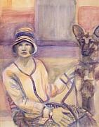 Marty Smith - Lady and Dog
