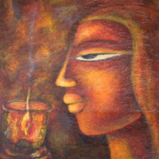 Raji Chacko - Lady and the lamp