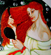 Pre-raphaelites Art - Lady Lilith by Rusty Woodward Gladdish