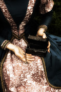 Queen Photos - Lady With Keys by Joana Kruse