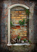 Lafayette Prints - Lafayette Cemetery Detail Print by Perry Webster