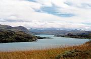 Lago Del Toro - Torres Del Paine National Park Print by Jenny S Baez Barrueto
