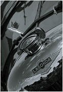 Lagonda Prints - Lagonda Print by Nigel Jones