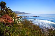 Paul Velgos - Laguna Beach California Coastline