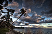 ; Maui Framed Prints - Lahaina Evening Framed Print by James Roemmling