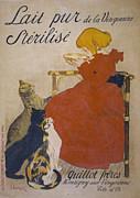 Lait Pur Sterilise De La Vingeanne Print by Everett