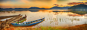 Tonight Framed Prints - Lak Lake Framed Print by MotHaiBaPhoto Prints