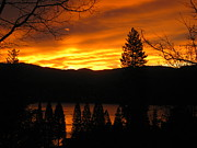 Diana Poe - Lake Arrowhead Sunrise