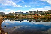 Perspective Imagery - Lake Estes Reflections