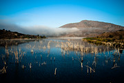 Photogaph Framed Prints - Lake Hodges Framed Print by Josh Whalen
