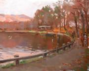 Ylli Haruni - Lake in Bear Mountin