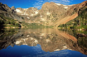 Divide Prints - Lake Isabelle Print by Eric Glaser