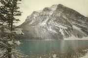 Canadian Prints - Lake Louise Day Print by Andrea Hazel Ihlefeld