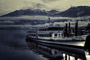 Lake Photos - Lake Maggiore in winter by Joana Kruse