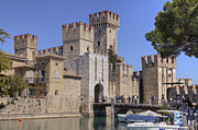 Northern Italy Photos - Lake Maggiore Sirmione by Joana Kruse