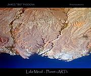 James BO  Insogna - Lake Mead - Planet Art