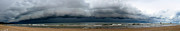 Shelf Originals - Lake Michigan Shelf Cloud by Lorraine  Mahoney