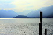 Lake Como Art - Lake of Como by Valentino Visentini