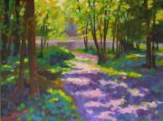 State Paintings - Lake of the HIlls by Mary McInnis