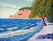 Reynolds Paintings - Lake Ontario by Dan Reynolds