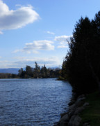 Lake Placid Ny Photos - Lake Placid New York by Maggy Marsh