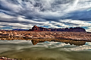 Glen Canyon Prints - Lake Powell Rising Print by Scott Hansen