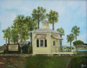 Florida Bridge Originals - Lake Sumter Bridge Authority by Deb Hassinger
