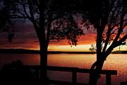 Noel Elliot - Lake Sunset