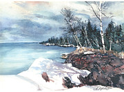 Kerry Kupferschmidt - Lake Superior