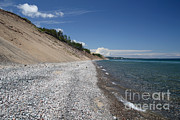 National Lakeshore Prints - Lake Superior Print by Ted Kinsman