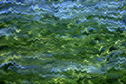 Lake Tahoe Abstract Print by Carol Groenen
