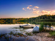 Jenny Ellen Photography - Lake View Row Boat