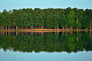 Jeka World Photography Prints - Lake Willastein Reflections Print by Jeka World Photography