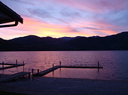 Inna Jasons - LakeChelanSunset