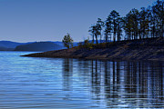 Beavers Art - Lakeside-Beavers Bend Oklahoma by Douglas Barnard